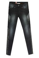 LE TEMPS DES CERISES Jeans skinny femme gris slim fit modèle CINI JF212