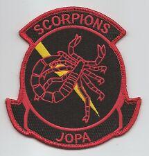 "VAQ-132 ""JOPA"" ""THE LATEST"" patch"