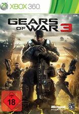 X360 / Xbox Spiel -Gears of War 3 (mit OVP) (USK18) (PAL)