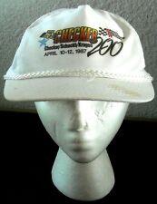 CHECKER 200 baseball hat PHOENIX RACEWAY racing 1997