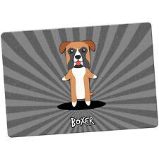 German Cartoon Dogs Large Fridge Magnet