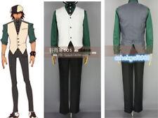 Amine TIGER & BUNNY Kotetsu T.Kaburagi Cosplay Costume Full Suit Uniform #0