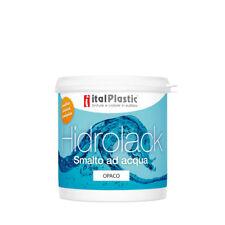 HIDROLACK OPACO Smalto acrilico all'acqua bianco + tinte di cartella 0,75 lt