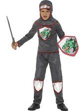 Enfants Costume Déguisement Chevalier & Bouclier Enfants Costume par Smiffys