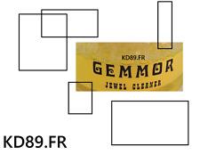 gemmOR produit d'entretien DE VOS MONNAIES OR BIJOUX PERLES DE CULTURES