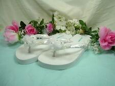 "Wedding Shoes FLIP FLOPS  "" BAILEY """