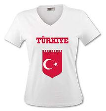 T-shirt Femme Turquie Türkiye - du S au XL
