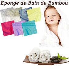 Tissu éponge de bain bambou (au mètre) linge de bain lingette serviette Oekotex