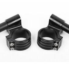 37mm Clip On Handle Bars For Honda CBRF600CC Kawasaki Ninja 250R/500R GS500/F/E