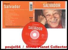 """HENRI SALVADOR """"Les Indispensables De""""(CD Digipack)2001"""