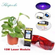 Laser head2500-7000mw 405nm12V Blue Laser Module Modulation For DIY CNC Engraver