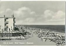 LIDO DI JESOLO - HOTEL NIAGARA LUNGOMARE (VENEZIA) 1958