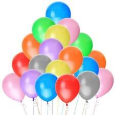 100 PRIX DE GROS 25.4cm latex Uni Ballons Anniversaire Mariage Fête des mères