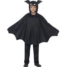 chauve-souris Cape enfant Bat Halloween fledermausflügel poncho capuche