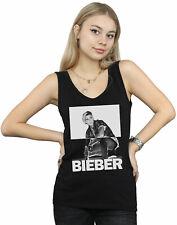 Justin Bieber Women's Split Contrast Vest