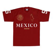 STREETWISE NARCO POLO T-shirt Urban Streetwear Tee Adult L-4XL Burgundy NWT