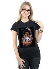 Star Wars Donna Episode III Movie Poster Maglietta