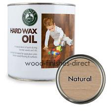 Fiddes Hard Wax Oil Natural - Oak Lightening - 5ml, 250ml, 1L & 2.5L