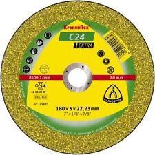 Klingspor Trennscheibe C24 Extra verschiedene Größen für Stein und Beton Flex