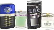 Full Metal Jacket Regular & Phenomenon Men 3.3 oz Eau De Toilette Spray SEALED *