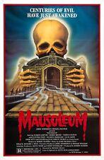 MAUSOLEUM Movie Poster RARE Horror