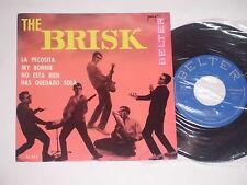 """THE BRISK -s/t- 7"""" EP 45"""