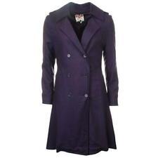 Cappotti e giacche da donna viola in misto lana   Acquisti