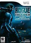 Rogue Trooper: The Quartz Zone Massacre (Nintendo Wii, 2009 PAL UK Version) selten