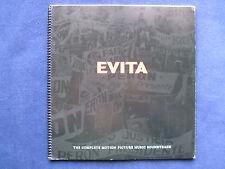 Original Deluxe Souvenir Program for Evita Starring Madonna & Antonio Banderas