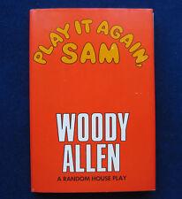 WOODY ALLEN - PLAY IT AGAIN, SAM - SCARCE First Edition