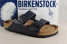 Birkenstock Mules Mules Slippers Slippers Blue 051061 New