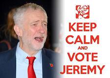 Sizes LaminatedHD Print JC4PM Labour Jeremy Corbyn Quote PosterA4 A3 /& A3