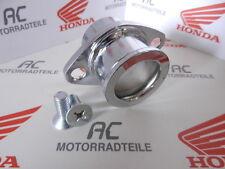 Honda CB 750 cuatro k0-k6 escape codos brida + tornillos ORIG. nuevo Flange