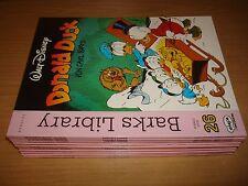 Barks Library Donald Duck Album Bereich Nr.1-26 Ehapa ECC