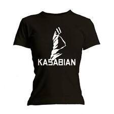 Kasabian 'Ultra Face' Womens Fitted T-Shirt - NEW & OFFICIAL!