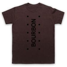 Bourbon Biscuit Drôle Costume Blague Hommes Femmes Enfants T-Shirt