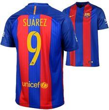Trikot Nike FC Barcelona 2016-2017 Home - Suarez 9 [128 bis XXL] Barca