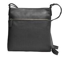 Visconti 19788 Women Leather Shoulder Crossbody Bag Handbag Pocketbook Messenger