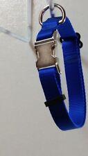 """TEN"" 10 3/4"" Dog Collars Metal Side Release Buckles Wholesale, Shelters Kennels"