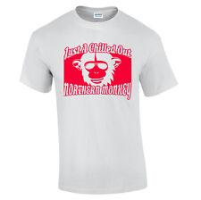 Sólo Un Chilled pierdas Norteño mono camiseta DIVERTIDO ORIGINAL DISEÑO hombre