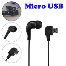 Hot Universal Micro USB Mono Single Stereo Earphone for Bluetooth Headphone 54cm