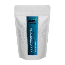 Glucosamine Chondroitin MSM and Vitamin C tablets