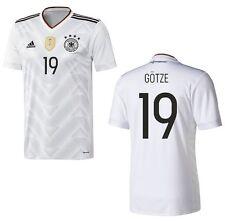 Trikot Adidas DFB 2017 Home Confed Cup - Götze [128 bis 3XL] Deutschland