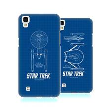UFFICIALE Star Trek le navi della linea TOS HARD BACK CASE per LG Telefoni 2