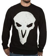 Overwatch Reaper Crew Neck Pullover Sweatshirt - Official Video Game PlayStatio
