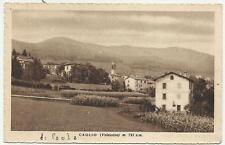 CAGLIO VECCHIA CARTOLINA PROVINCIA DI COMO SPEDITA NEL 1947 BELLISSIMA