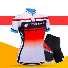 Cycling Jersey Set Ropa Ciclismo Women Sportswear Bike Clothing Bicycle Shorts