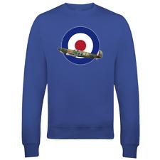RAF SPITFIRE- BATTLE OF BRITAIN WW2 AIRCRAFT PLANE Sweatshirt