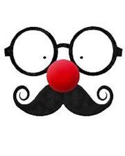 Naso Rosso Giorno SPUGNA MORBIDA Comic Relief Circo Clown Costume Festa Accessori