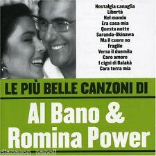 Al Bano & Romina Power: Le Piu Belle Canzoni - CD